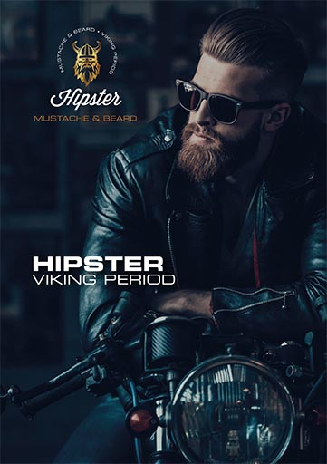 Hipster Viking Period