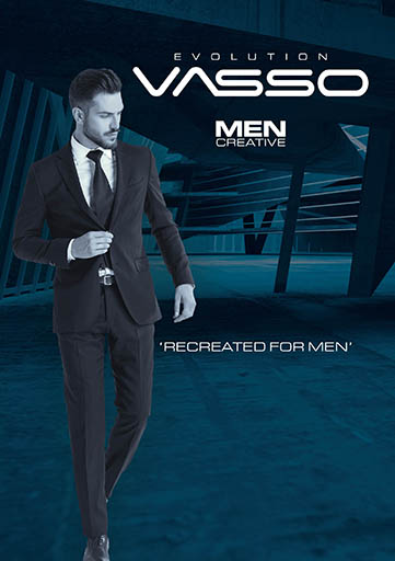 Vasso Men Creative