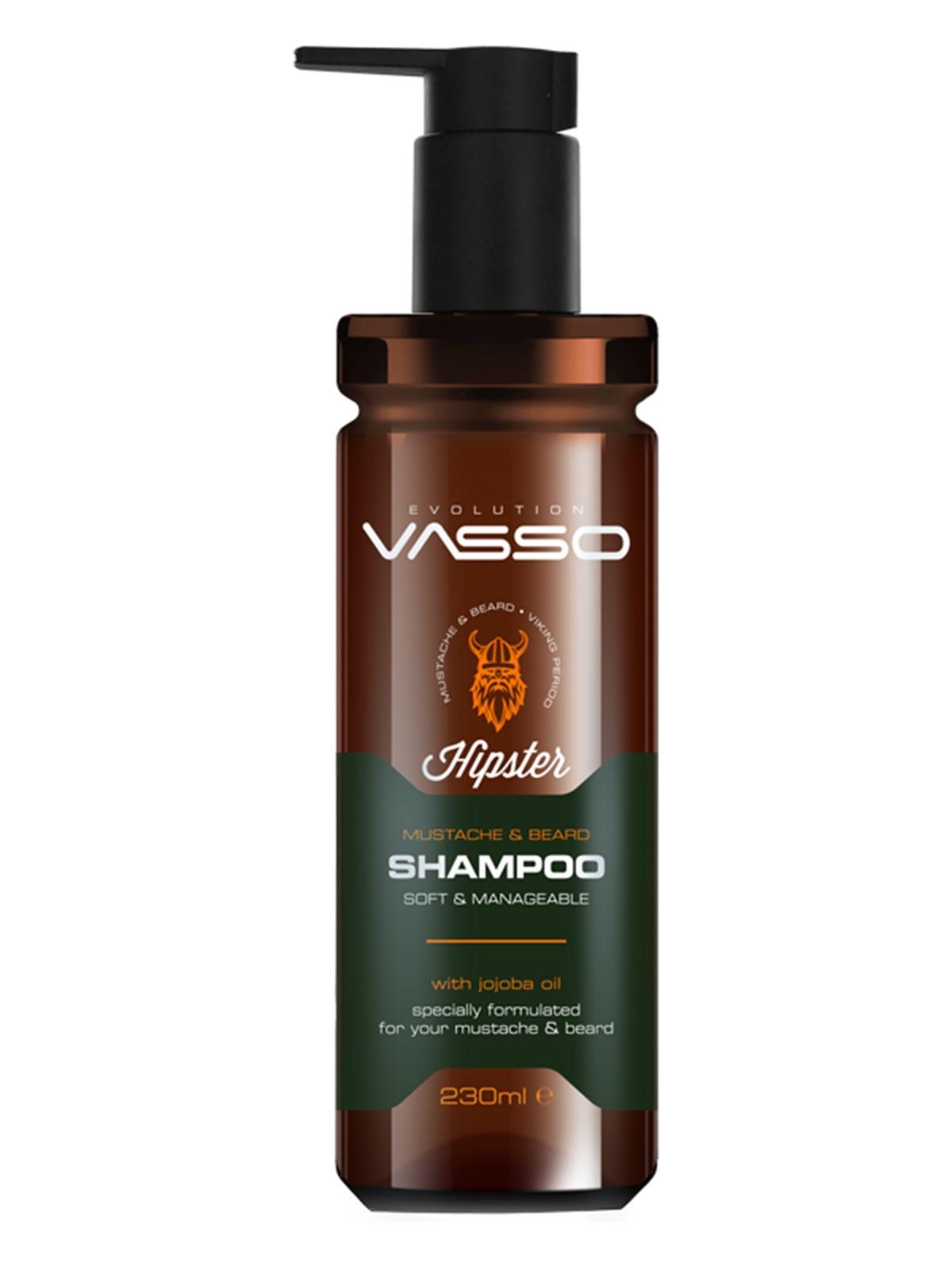 mustache and beard shampoo d853